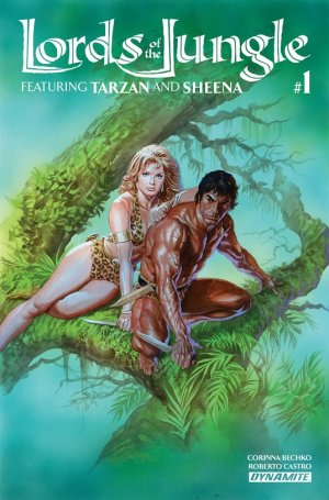 Lords of the Jungle édition Issues