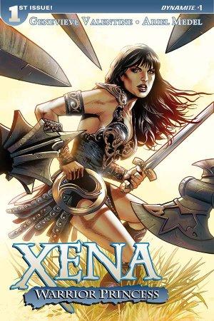 Xena - Warrior Princess édition Issues V4 (2016)