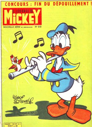 Le journal de Mickey 519