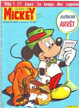 Le journal de Mickey 538
