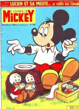 Le journal de Mickey 565