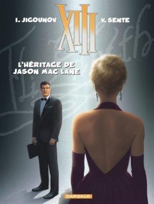 XIII 24 - L'héritage de jason mac lane