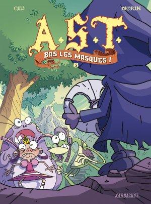 A.S.T : L'Apprenti Seigneur des Ténèbres T.3