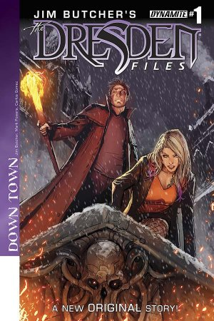 Jim Butcher's The Dresden Files - Down Town édition Issues