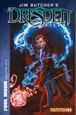 Jim Butcher's The Dresden Files - Fool Moon édition Issues