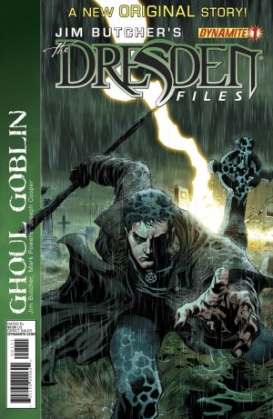 Jim Butcher's The Dresden Files - Ghoul Goblin édition Issues