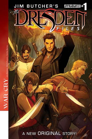 Jim Butcher's The Dresden Files - War Cry édition Issues