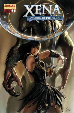 Xena - Warrior Princess édition Issues V3 - Annuals (2007)