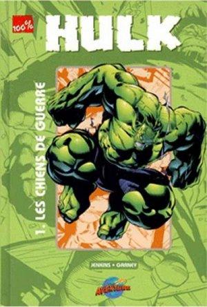 Hulk édition TPB hardcover (cartonnée)