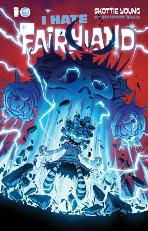 I Hate Fairyland # 5 Issues V1 (2015 - Ongoing)