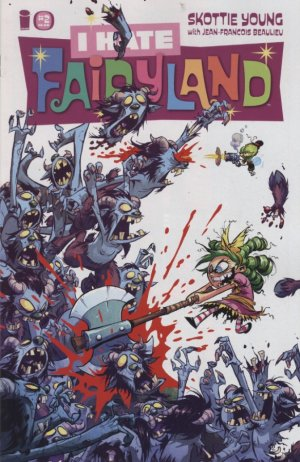 I Hate Fairyland # 2 Issues V1 (2015 - Ongoing)