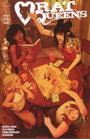 Rat Queens # 14 Issues V1 (2013 - 2016)