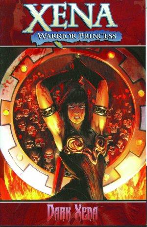 Xena - Warrior Princess - Dark Xena édition TPB softcover (souple)