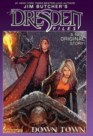 Jim Butcher's The Dresden Files - Down Town édition TPB hardcover (cartonnée)