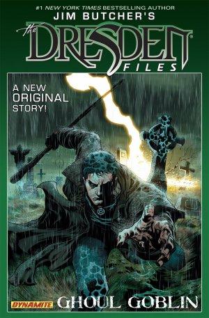 Jim Butcher's The Dresden Files - Ghoul Goblin édition TPB hardcover (cartonnée)