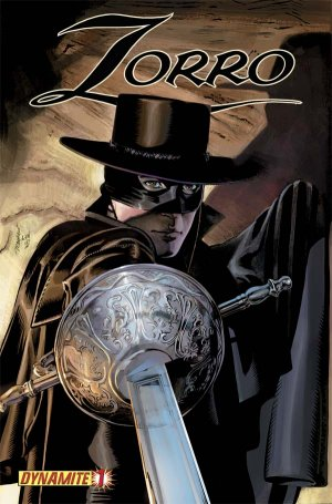 Zorro édition Issues V4 (2008 - 2010)