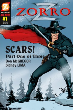 Zorro édition Issues V3 (2005)