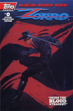 Zorro édition Issues V2 (1993 - 1994)