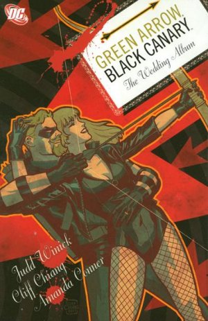 Green Arrow and Black Canary édition TPB softcover (souple)