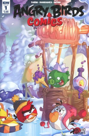 Angry Birds édition Issues V2 (2016)