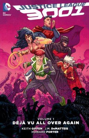 Justice League 3001 édition TPB softcover (souple)