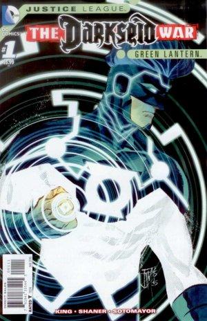Justice League - Darkseid War - Green Lantern édition Issues