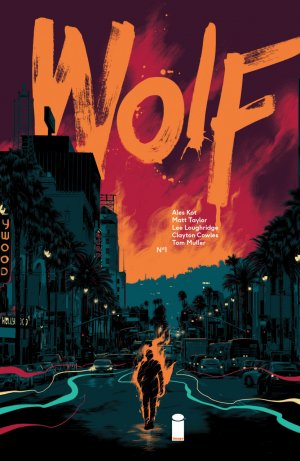 Wolf édition Issues