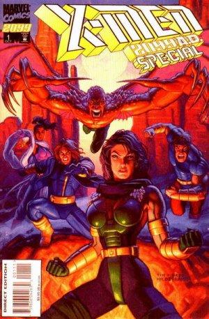 X-Men 2099 1 - X-Men 2099 Special