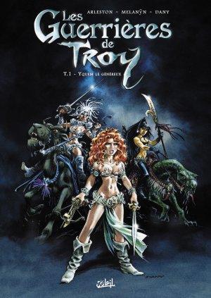 Les guerrières de Troy édition Soleil petits prix
