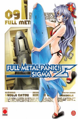 Full Metal Panic - Sigma #9