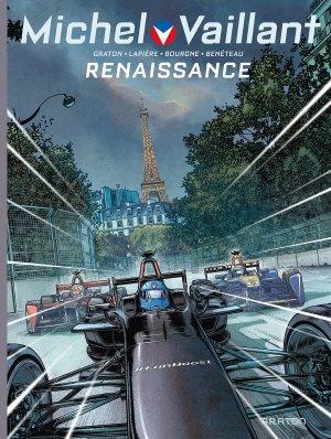 Michel Vaillant - Nouvelle saison 5 - Renaissance