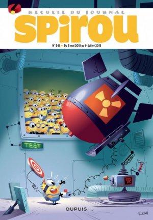 Le journal de Spirou # 341 Recueil