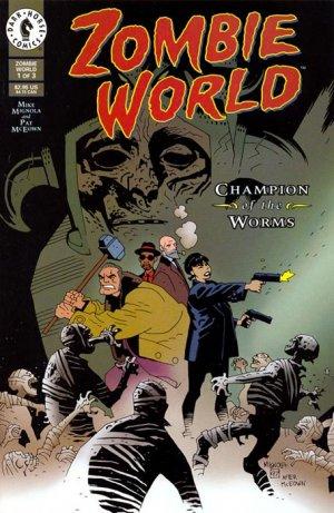 Zombies - Le Maitre des Vers édition Issues
