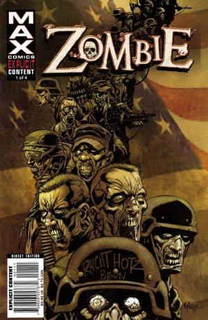 Zombie, la Cavale des Morts édition Issues