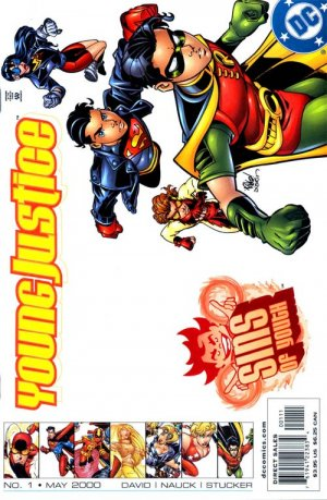 Young Justice - Sins of Youth édition Issues
