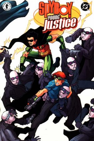 SpyBoy / Young Justice édition Issues