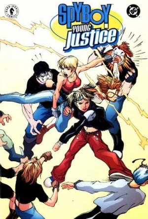 SpyBoy / Young Justice 2