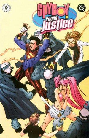 SpyBoy / Young Justice 3