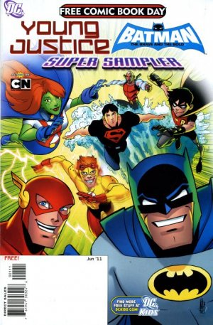 Free Comic Book Day 2011 - Young Justice Batman BB - Super Sampler édition Issues