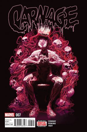 Carnage # 7 Issues V2 (2015 - 2017)