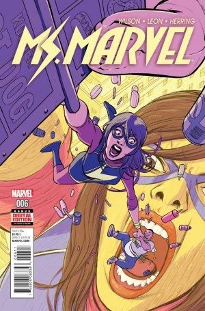 Ms. Marvel # 6 Issues V4 (2015 - 2019)