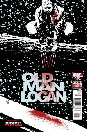Old Man Logan # 5 Issues V2 (2016 - 2018)