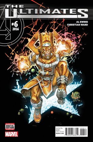 Ultimates # 6 Issues V2 (2015 - 2016)