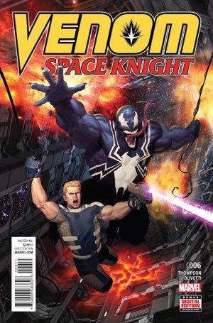 Venom - Agent du cosmos # 6 Issues (2015 - 2016)