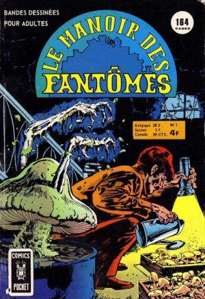 Le Manoir des Fantômes édition Kiosque (1975 - 1983)