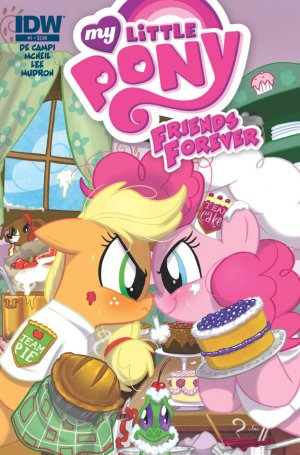 My Little Pony Friends Forever édition Issues (2014 - Ongoing)