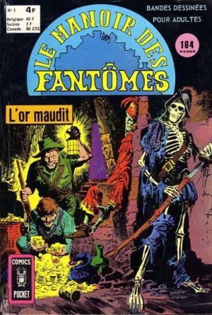 Le Manoir des Fantômes 3 - L'or maudit