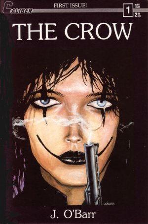 The Crow (O'Barr) édition Issues (1989)
