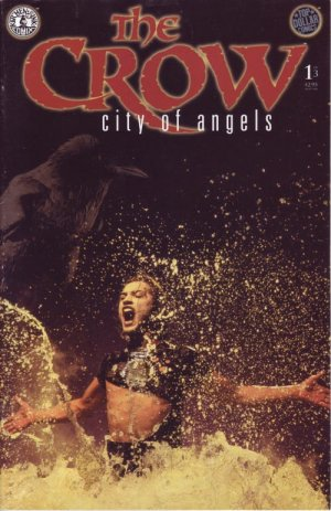 The Crow - City of Angels édition Issues (1996)