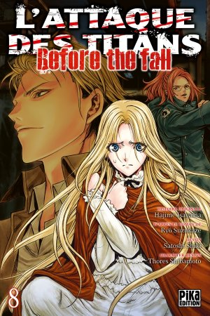 L'Attaque des Titans - Before the Fall # 8